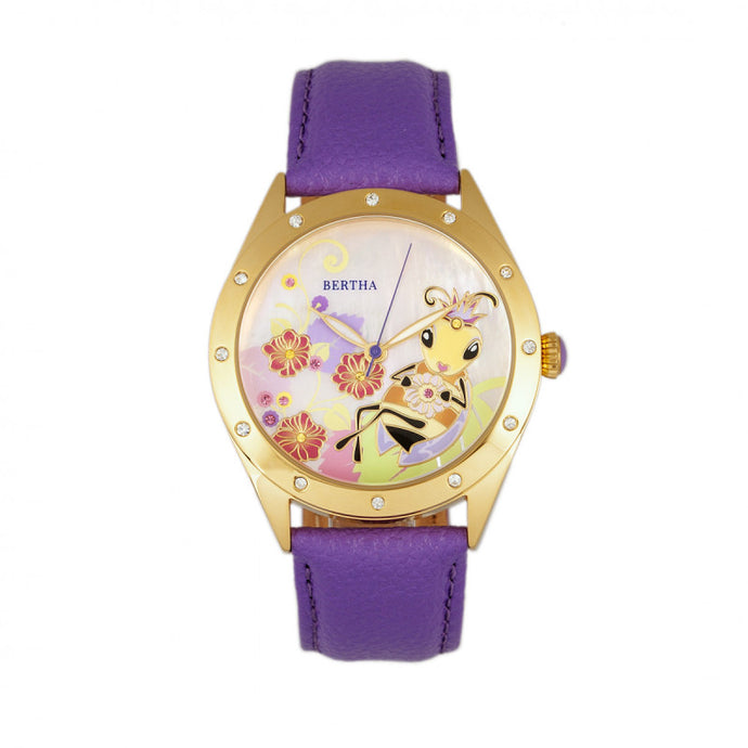 Bertha Ericka MOP Ladies Watch - BTHBR7205