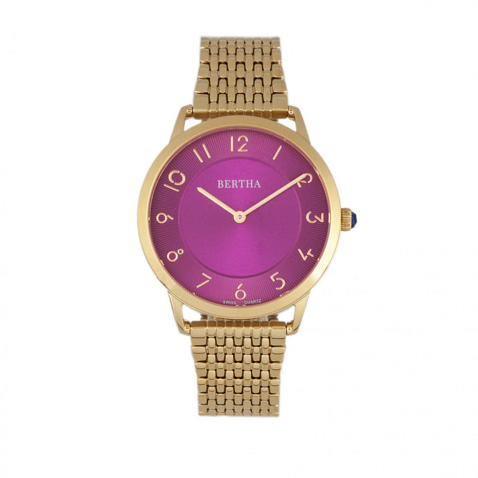 Bertha Abby Swiss Ladies Watch - BTHBR6804
