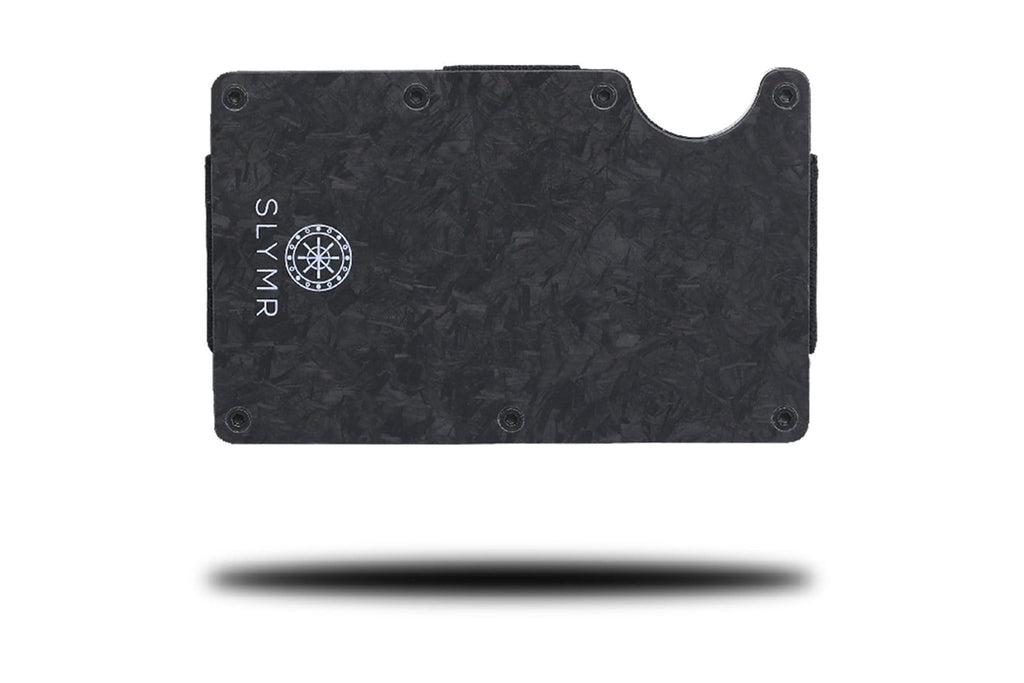 PENELOPE FORGED CARBON FIBER wallet