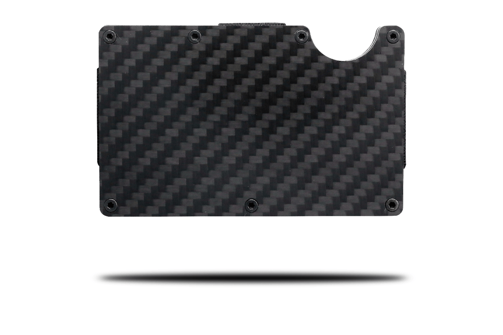 PENNY CARBON FIBER Slim Wallet