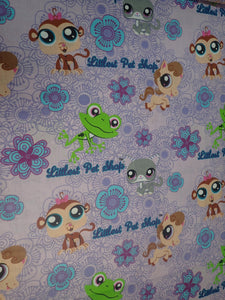 LITTLEST PET SHOP ALLOVER PRINT