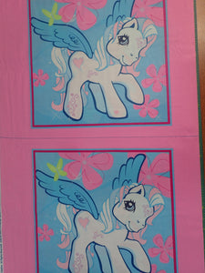 MY LITTLE PONY PILLOW PANEL