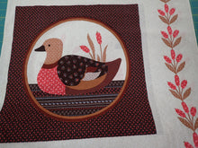 Load image into Gallery viewer, VINTAGE DUCK PILLOW PANEL