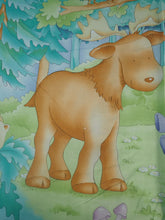Load image into Gallery viewer, MOOSE AND FRIENDS BABY PANEL