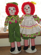 Load image into Gallery viewer, Raggedy Ann and Andy