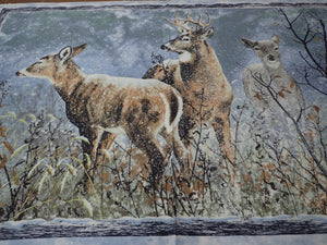 WINTER WHISPERS WALL HANGING PANEL