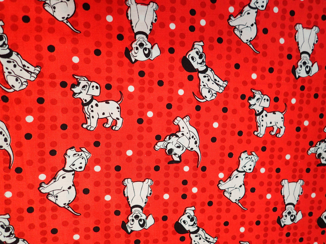 101 DALMATIONS STAR TOSS ALLOVER PRINT