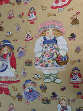 Load image into Gallery viewer, LITTLE GIRL DOLL'S ALLOVER PRINT
