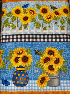Sunny Sunflower by Sharla Fults