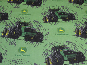 JOHN DEERE BIG TIME TRACTOR PRINT