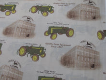 Load image into Gallery viewer, JOHN DEERE VINTAGE TOILE PRINT