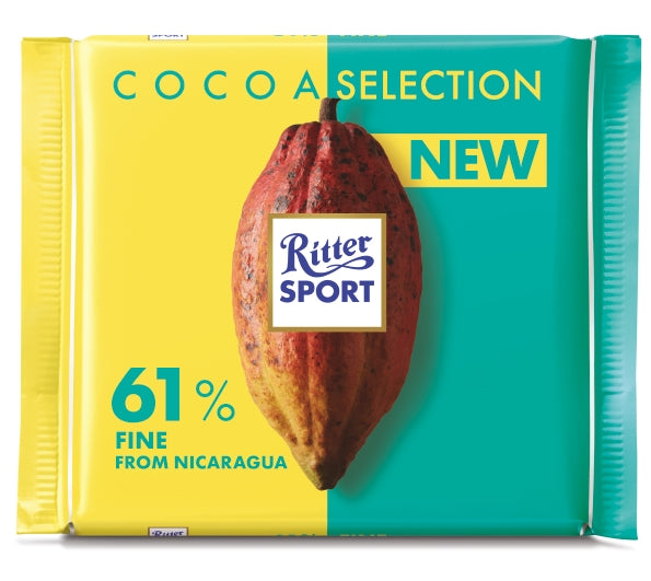 Ritter Sport Fine 61% Cacao
