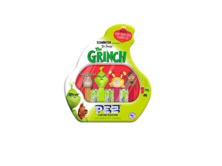 PEZ Collection The Grinch