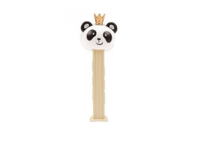 PEZ Limited Edition Panda- Royal Panda