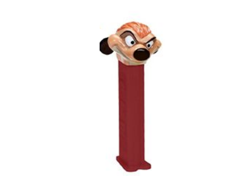 PEZ Lion King- Timon