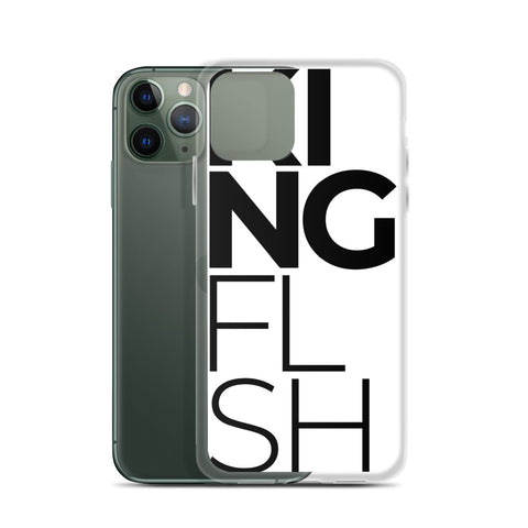 King Foolish iPhone Case