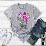 Happiness Is Being A Grandma, Personalized T-Shirt - namashops