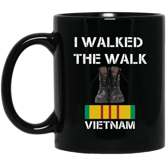 I walked the walk - Vietnam Mug