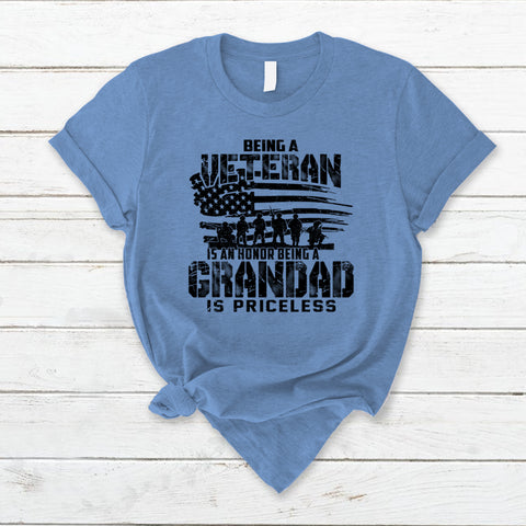 Veteran   Being A Grandad Is Priceless