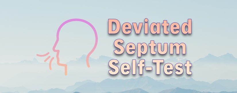 Deviated Septum Self-Test