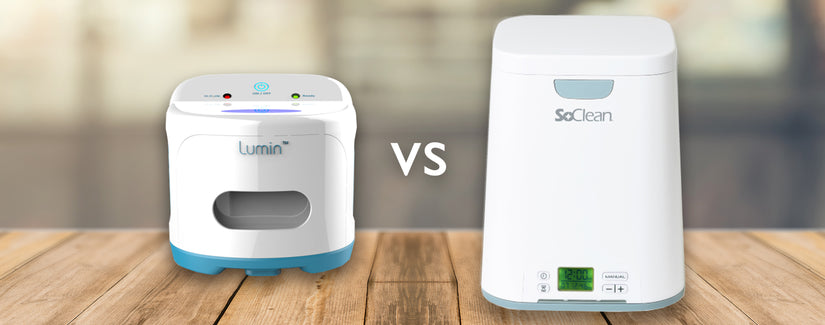 Lumin vs SoClean - Which One To Choose And Why?