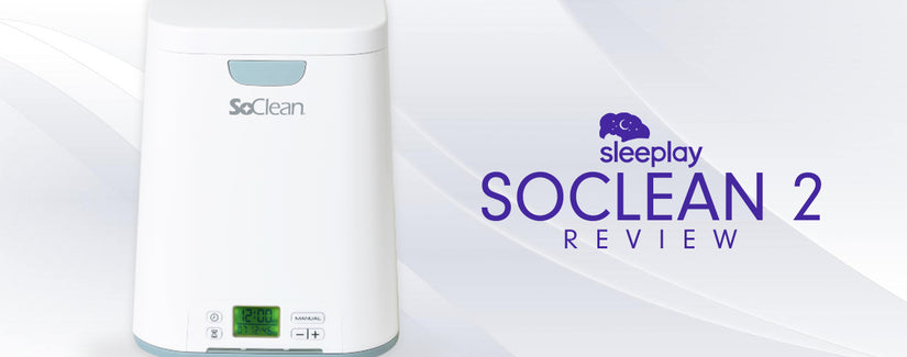 SoClean 2 CPAP Cleaner Review | Sanitize Your Sleep Apnea Device