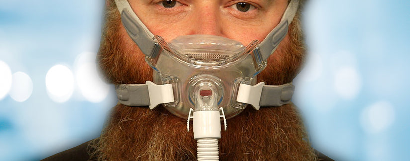 Best CPAP Masks For Patients With Beards