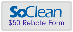 SoClean Rebate Form