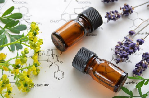 essential oils small bottles