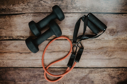 workout equipment you may use if you are trying to lose weight