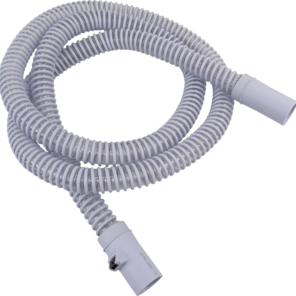 Top view of grey 3B Replacement ComfortLine Heated Tubing (Hybernite Compatible)