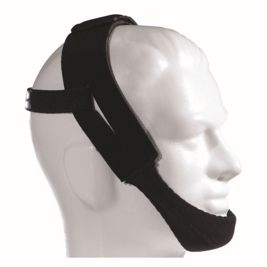 Premium Black Chinstrap by AG Industries.