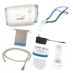 AirMini Travel Bundle with AirFit P10 CPAP Mask