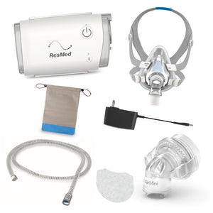 AirMini Travel Bundle with AirTouch F20 CPAP Mask