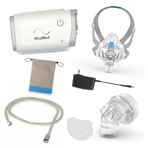 AirMini Travel Bundle with AirFit F20 CPAP Mask