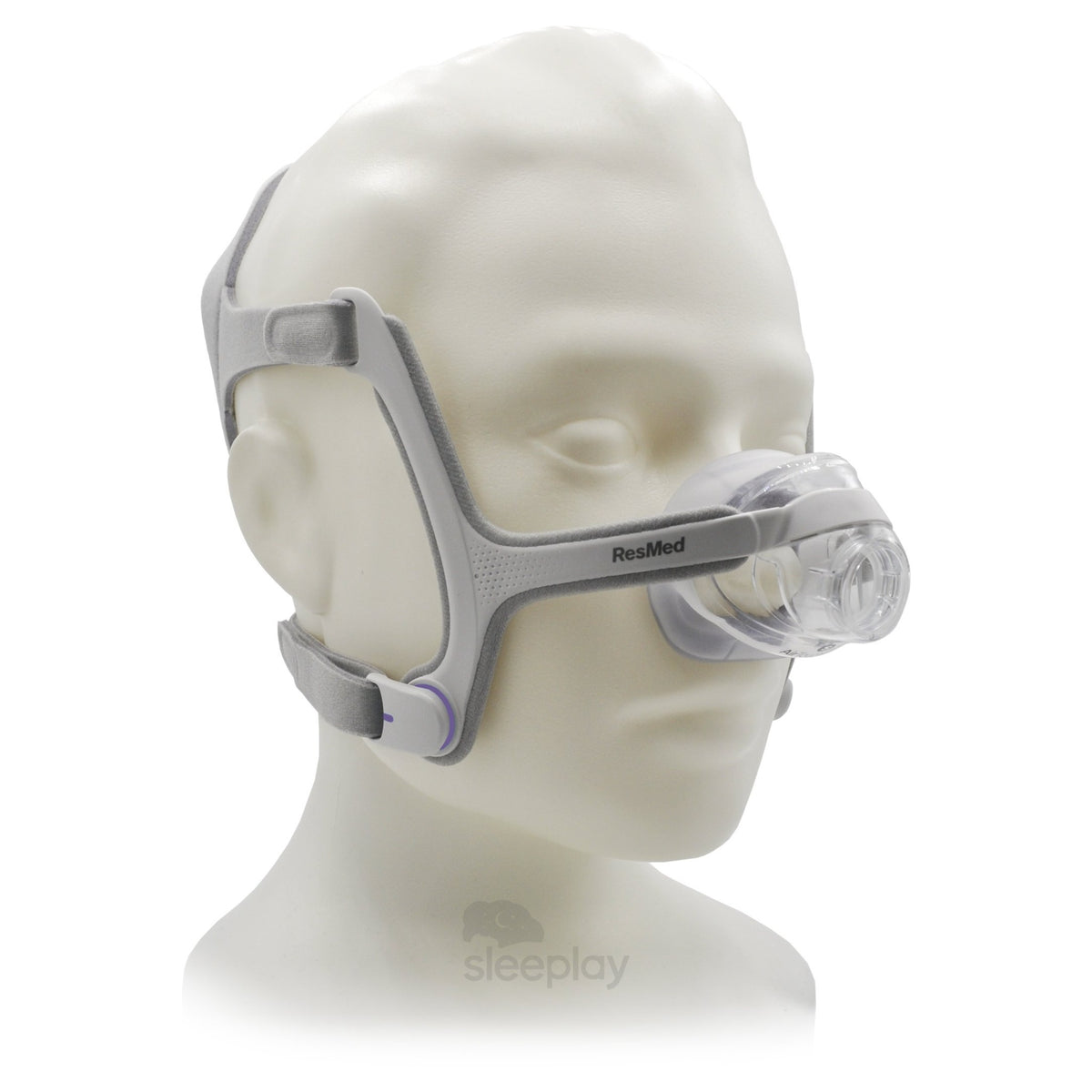 AirTouch N20 For Her - Nasal CPAP Mask with Headgear.