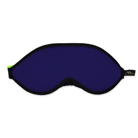 Front view of Blockout Shade Mask in navy color.