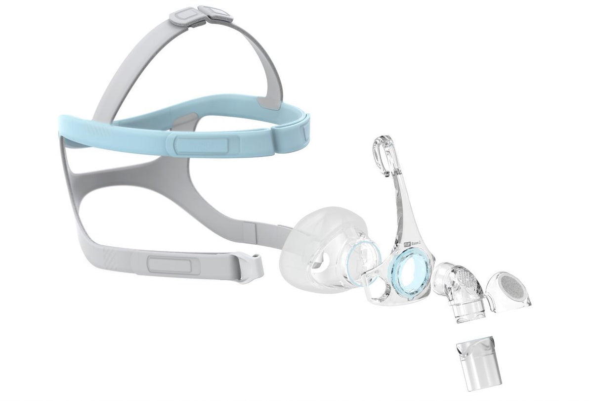 Fisher & Paykel's Eson 2 Nasal CPAP Mask Parts