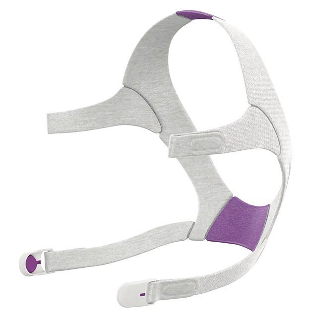AirFit N20 Headgear for her in lavender color.