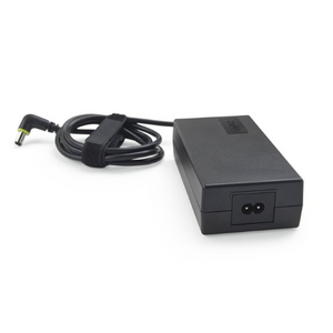 Black cord and charger of Philips Respironics AC Power Supply for DreamStation Series CPAP & BiPAP Machines