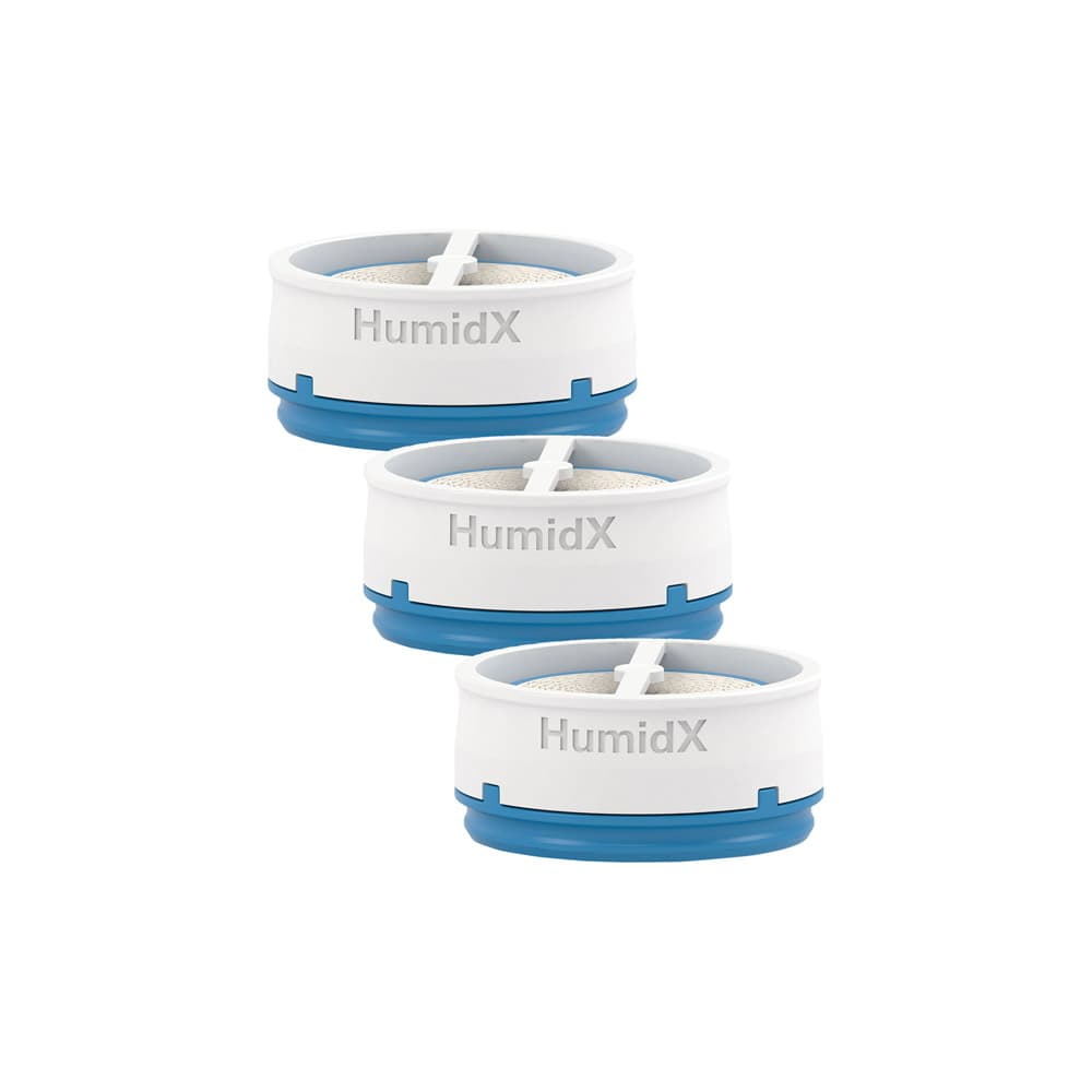 Pack of 3 for the HumidX use for the Airmini Cpap Travel Machine