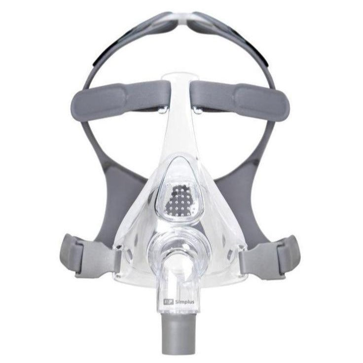 Simplus Full Face Mask for Fisher & Paykel in White Background