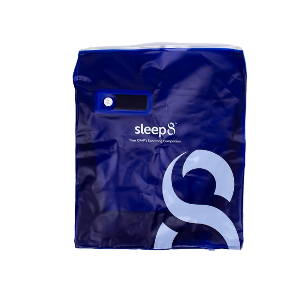 Sleep8 filter bag.