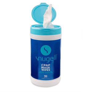 Snugell CPAP Mask Wipes.