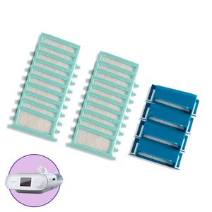 20 Pack Of Snugell Filters For The Philips DreamStation.