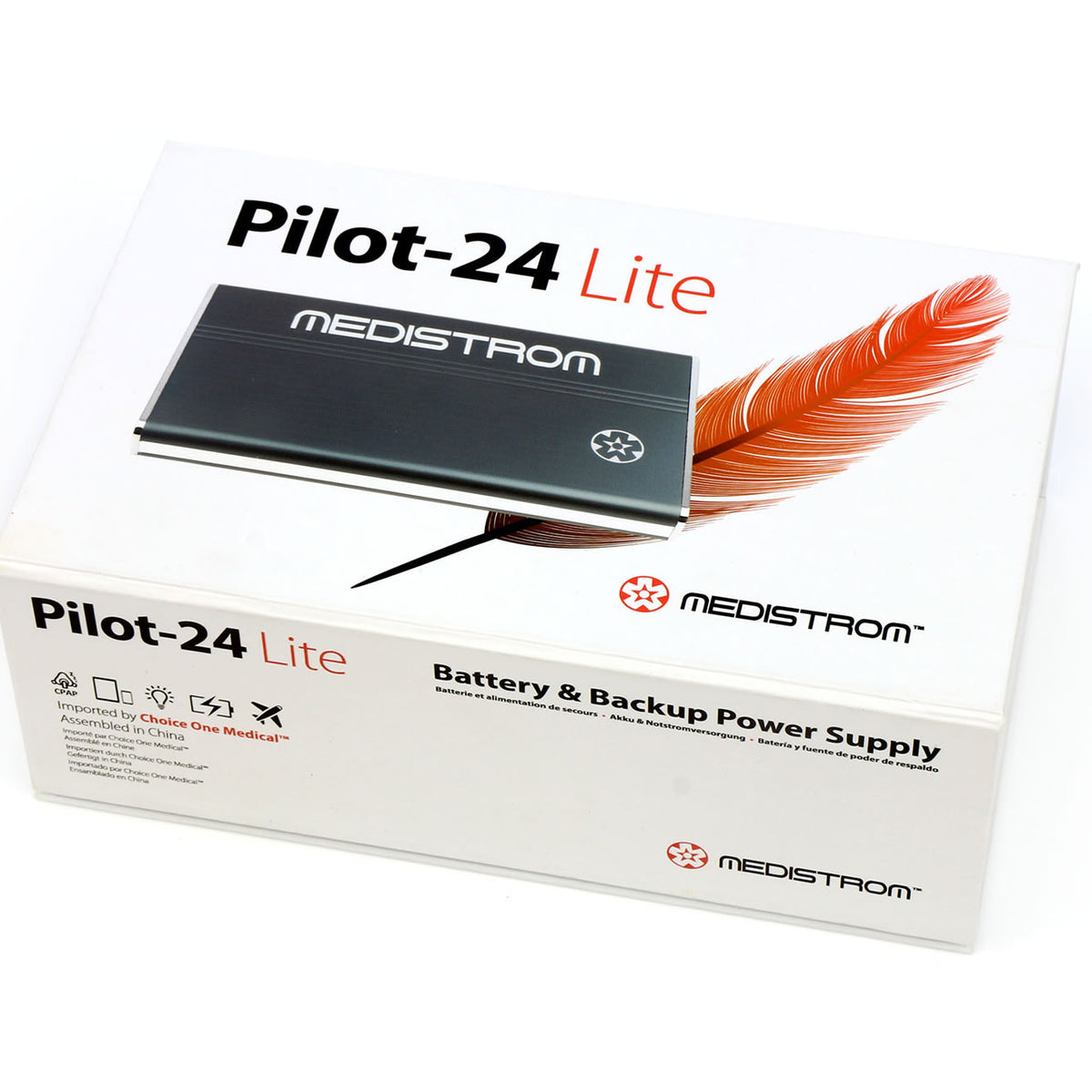 Packaging for Pilot-24 Power Supply