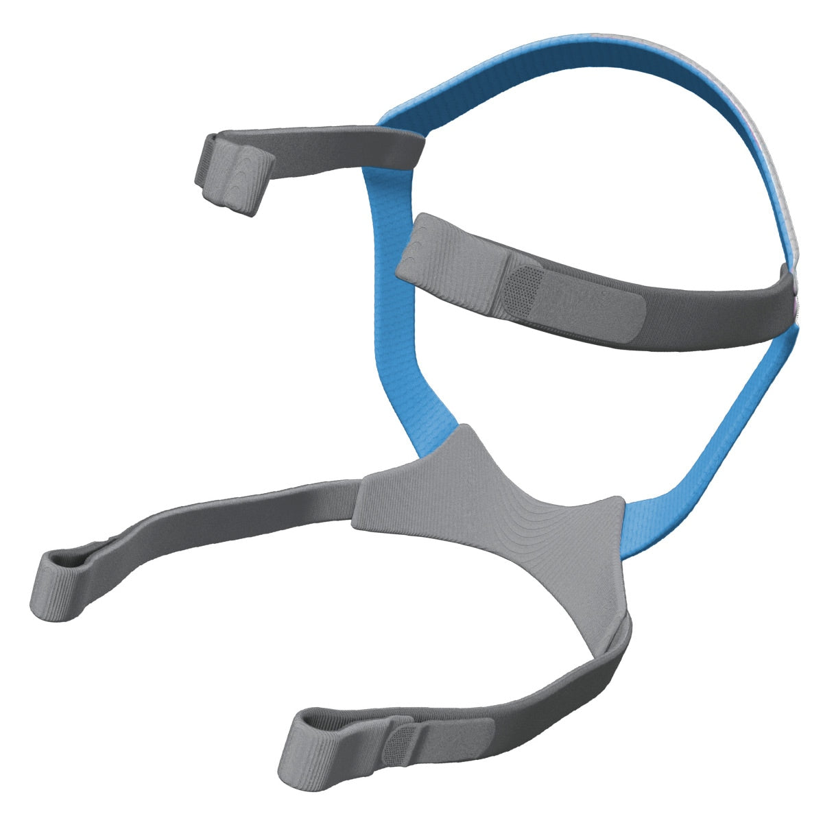 Blue Quattro Air Headgear.