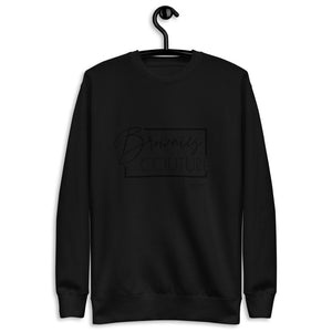 Brownies Couture Unisex Fleece Pullover