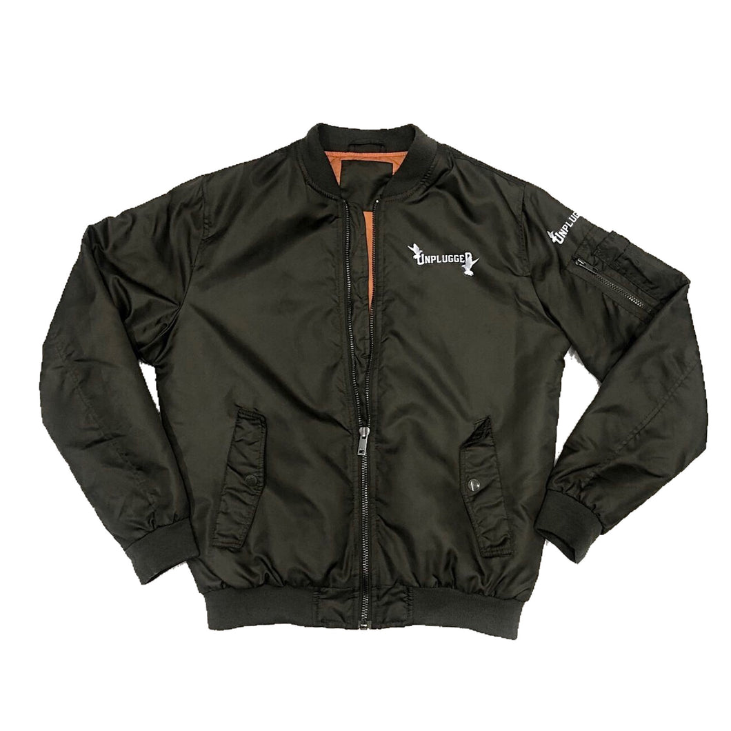 SIGNATURE BOMBER JACKET