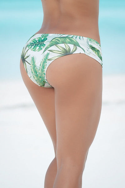 Tropical Hipkini Bikini Bottom - PIRATA COUTURE